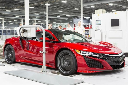 The 2017 NSX: Building A Supercar The Acura Way