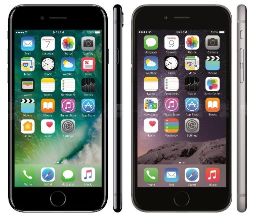 iPhone 7 Vs iPhone 6: What's The Difference?