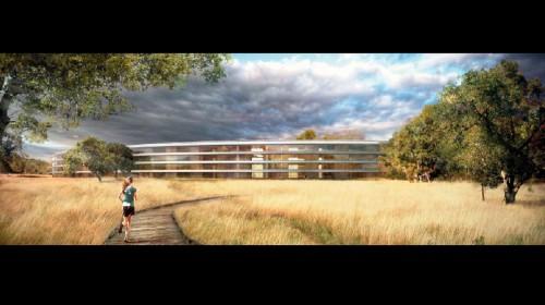 Apple, Facebook, Google, Salesforce: Inside Tech's Biggest, Coolest New Buildings