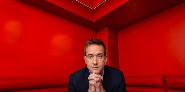 Drinking Bitters And Tonic With Matthew Macfadyen Of HBO's 'Succession'