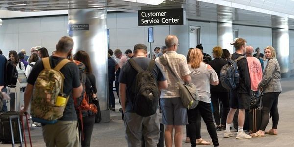 New Government Study Finds That 92% Of Airline Customer Service Staff Have Been Harassed By Customers In The Last Year