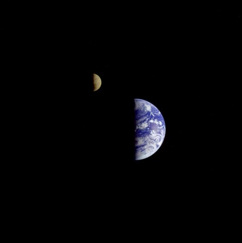 Why Does Earth Appear Blue From Space?