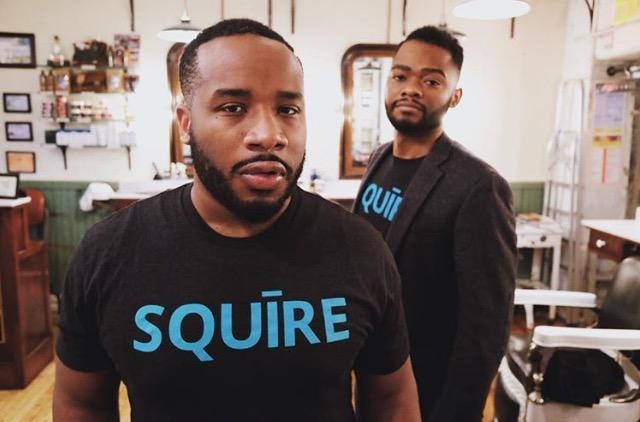 The SQUIRE App Makes Booking And Paying For Your Haircut Hassle Free
