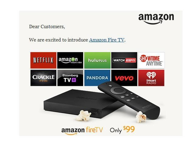 Amazon Fire TV Is Hot But Won't Set The World On Fire: A Hands-On Review