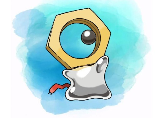 Pokémon GO's '???' Pokémon Revealed To Be Meltan, The Newest Pokémon