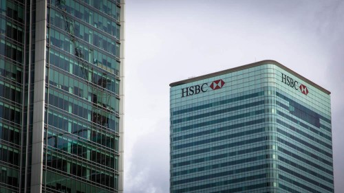 HSBC Calls In Cops To Chase DDoS Attackers Who Took Online Banking Down