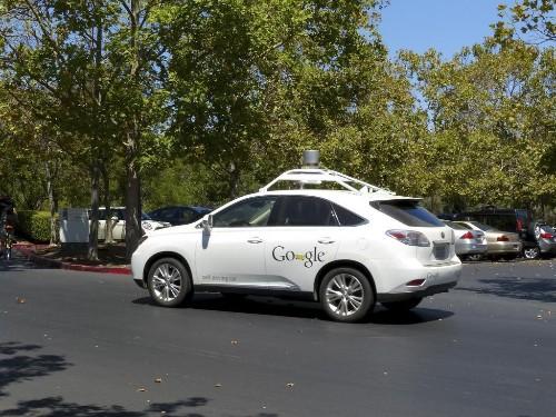 Google Says Self-Driving Cars Will Run Over Fewer Pedestrians