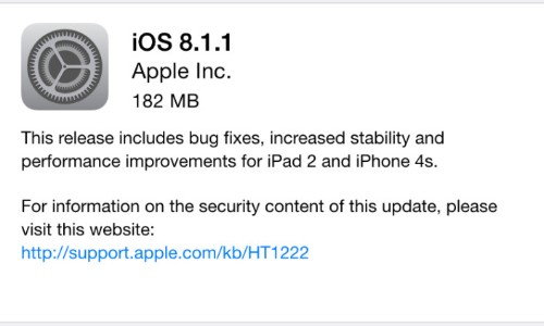 Apple's iOS 8 Crisis Continues With New Update Controversy