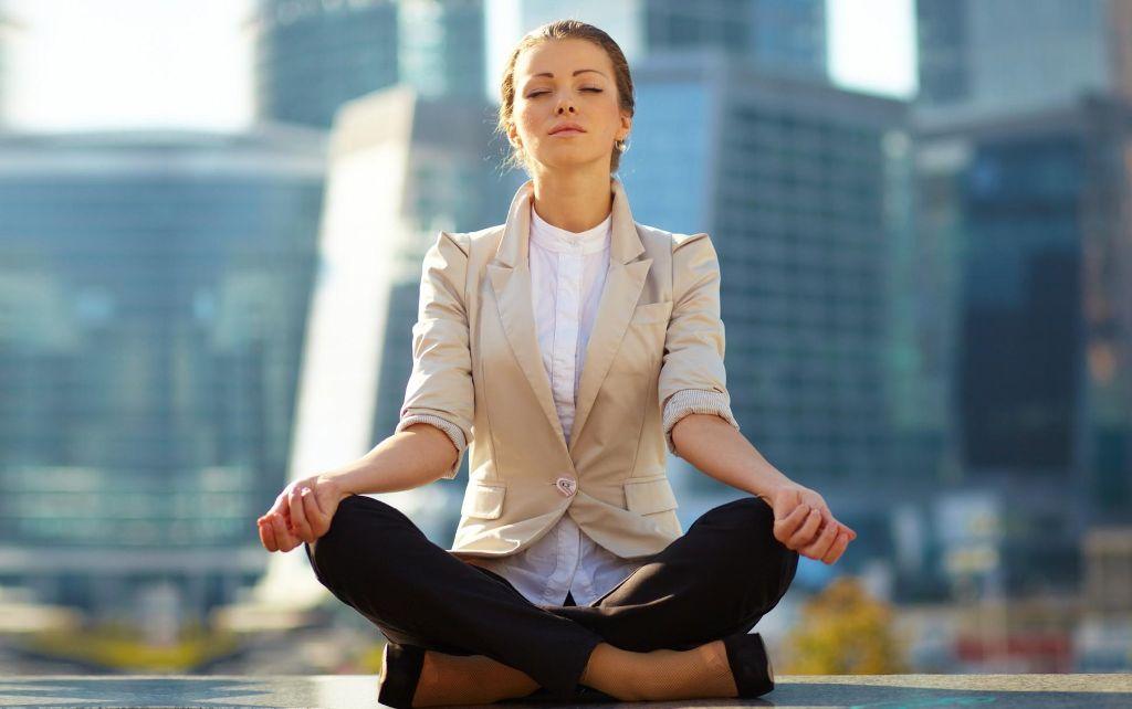 Mindfulness - Magazine cover