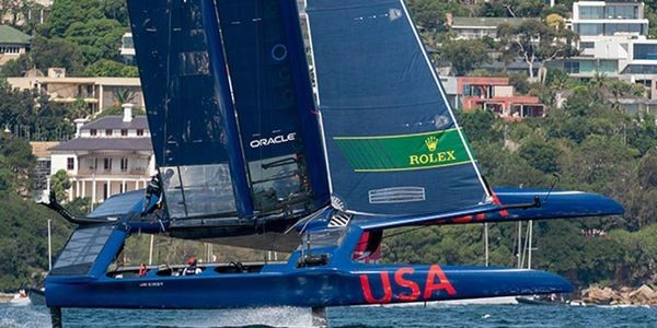 SailGP Brings A Very Different Yacht Race To San Francisco Bay