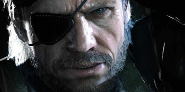Hideo Kojima Announces 'Metal Gear Solid 5: The Phantom Pain' [Updated]