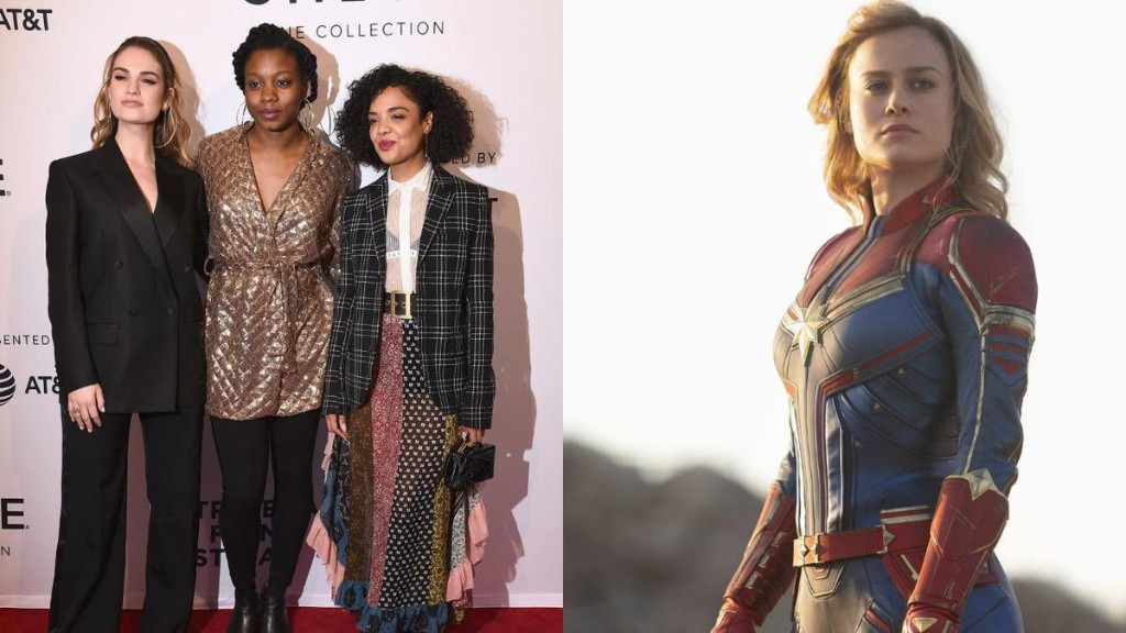 Why 'Candyman's Nia DaCosta Directing 'Captain Marvel 2' For Disney Is A Huge Deal