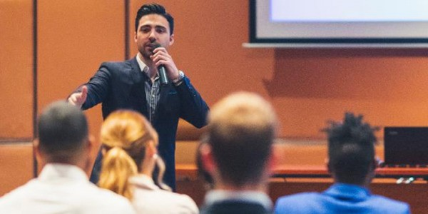 Speak Like A Pro: Five Tips For Overcoming Stage Fright