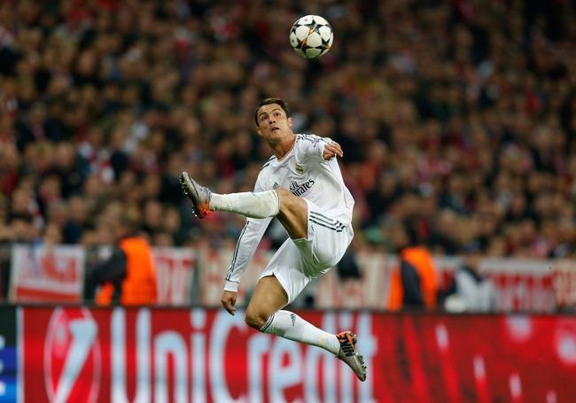 Cristiano Ronaldo Leads The Biggest Athletes On Social Media