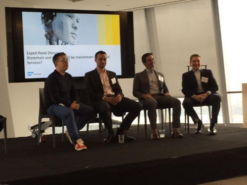 Industry Leaders Answer Blockchain Critics At Financial Summit