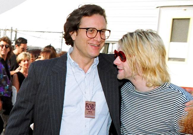 25 Years: Former Nirvana Manager Danny Goldberg Remembers Kurt Cobain In New Book