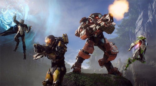 Crashes Aside, 'Anthem' Is Starting To Feel Unplayable Until Major Changes Are Made