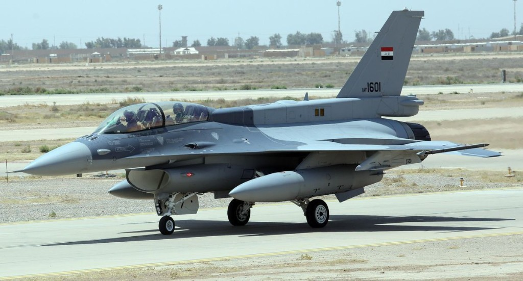Do Iraq's F-16s Have A Future?