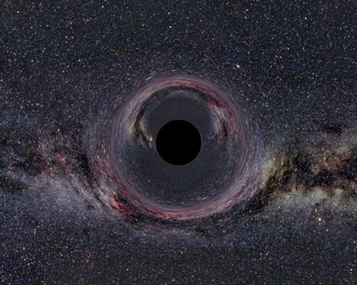 Earth Prepares To Snap First-Ever Image Of A Black Hole's Event Horizon
