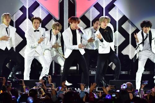 BTS Scored The Most Popular Tweet Of 2019