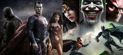 'Batman V. Superman' Fails Because It Was Too Scared To Go Full 'Injustice'