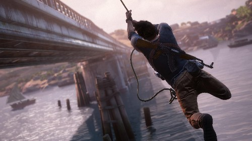 Watch The Extended E3 'Uncharted 4' Demo