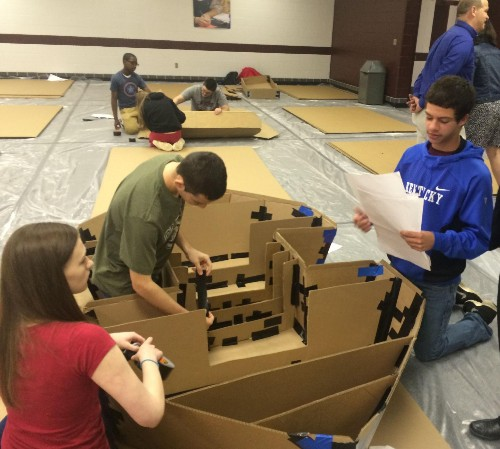 Ford STEM Academies Tackle Real World Problems In The Classroom