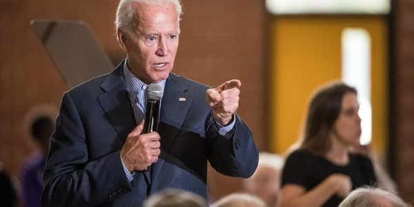 Biden Says Marijuana Might Be A Gateway Drug
