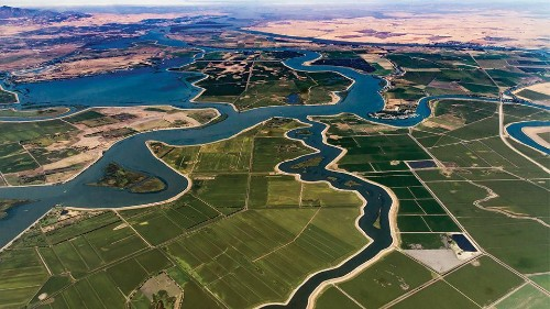 IBM Pilots Blockchain and IoT Sensor Solution To Track Sustainable Groundwater Usage In California