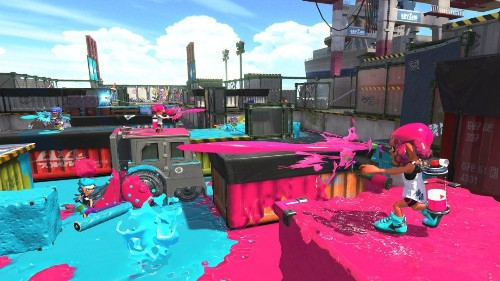 'Splatoon 2' Has Sold Very Well In Japan And Switch Sales Have Already Surpassed The Wii U