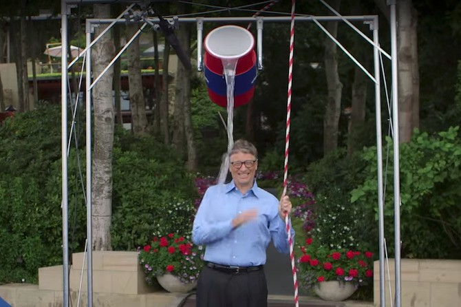 Remember The Ice Bucket Challenge? Donations From The $220 Million Campaign Enhanced ALS Research