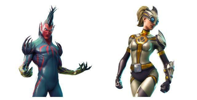 Some Awesome New Supervillain And Basketball Skins Just Leaked For 'Fortnite: Battle Royale'