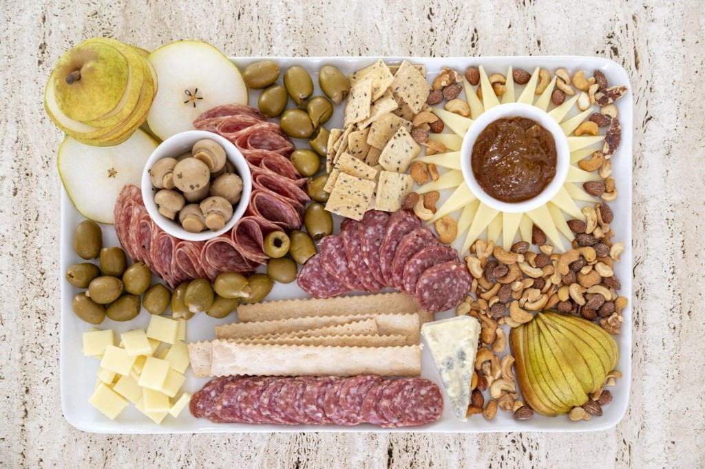 Travel Experiences At Home: Creating A Restaurant-Worthy Charcuterie Board With Harry & David And Alice's Table