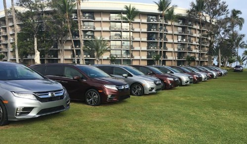 Honda Odyssey Leapfrogs Minivan Competition. Can It Overcome Soccer Mom Image?