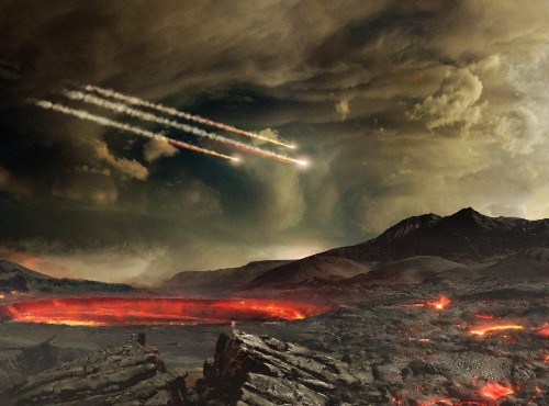 What Was It Like When Life Began On Earth?