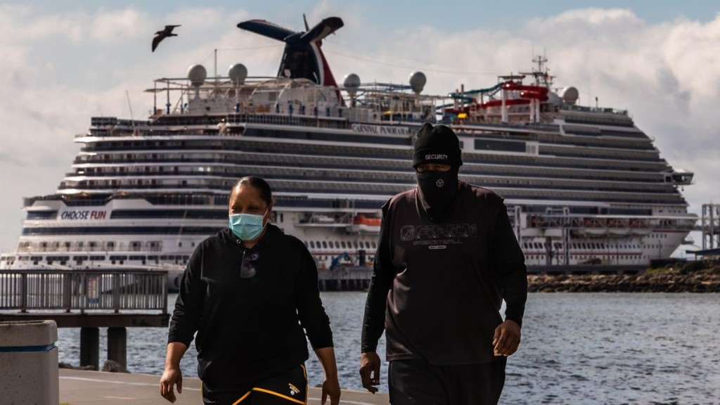 Most Cruises Are Now Canceled Until At Least November