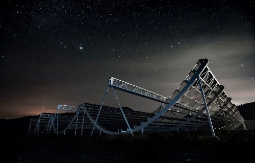 New Telescope Could Solve Mystery Of Deep-Space Fast Radio Bursts (FRBs)