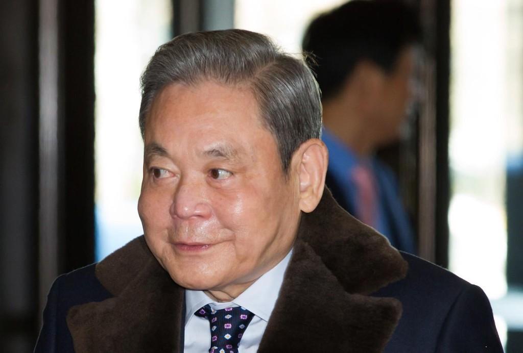 Lee Kun-Hee, Legendary Head Of Samsung And Korea's Richest Man, Dies At 78