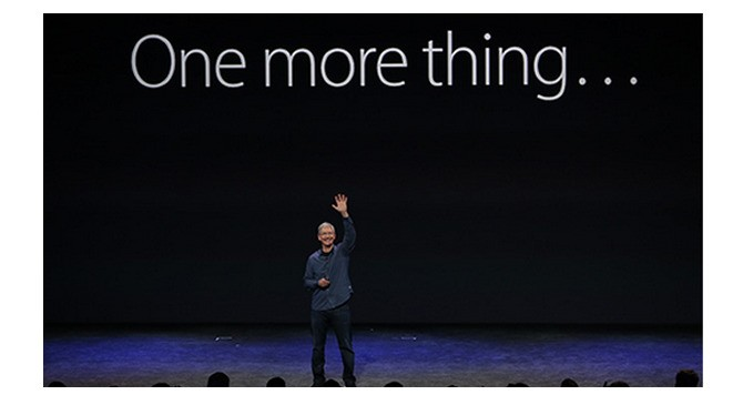 One Simple Rule That Makes Apple Presentations 'Apple-Esque'