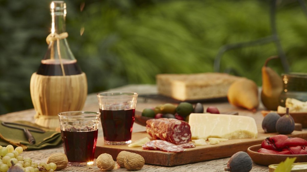What Grows Together, Goes Together: The Food And Wine Of Tuscany