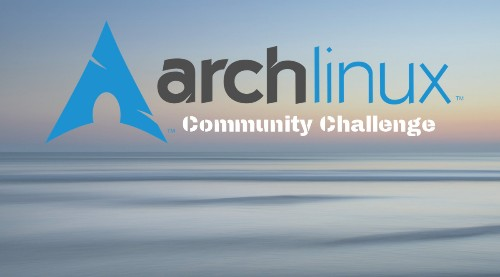 Introducing The Arch Linux Summer 2019 Community Challenge