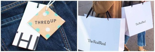 Resale Revamp, Thanks To Thredup and The RealReal