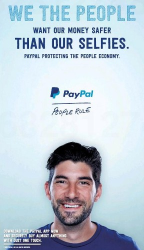 PayPal's 'Dumbest Ad Campaign Ever': Your Credit Cards Will Be Exposed Like Jennifer Lawrence