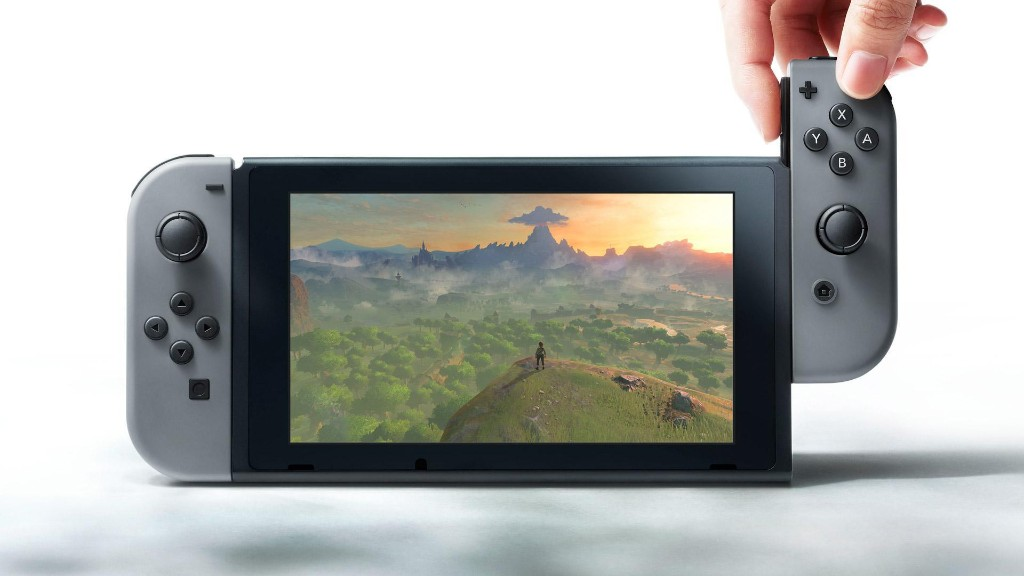The Nintendo Switch Has Likely Outsold The Wii U In Just 10 Months