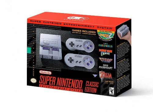 SNES Classic Edition Back In Stock Now At GameStop [Updated]