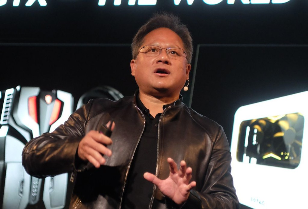 Nvidia Steps Up AI Data Center Push