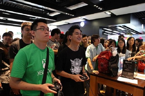 Microsoft Launches Xbox One In China Today