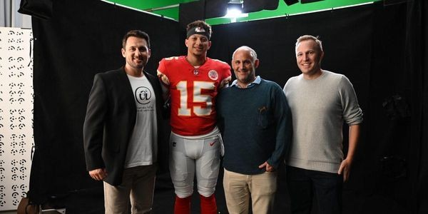 NFL MVP Patrick Mahomes Discusses QB VR Extended Reality Project Coming To Kansas City Chiefs Games