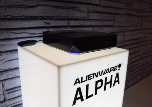 Alienware's Alpha Is A Gaming PC With The DNA Of A Console -- And It's The Real Deal