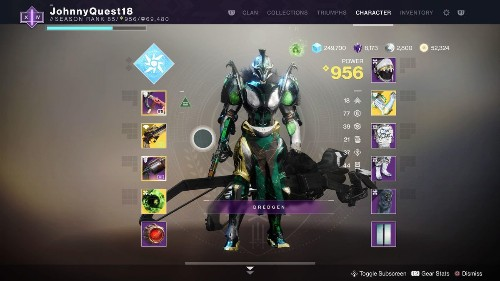 Here's A 'Destiny 2' Artifact Mod Titan Melee Build That Is Incredibly Strong And Fun